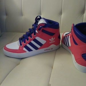 Shoes - New Pink / Purple Adidas